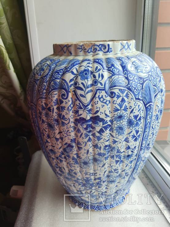 Старинная ваза, фото №2
