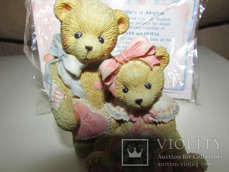 Статуэтка Мишки Cherished Teddies от Priscilla Hellman, фото №3