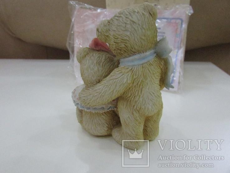 Статуэтка Мишки Cherished Teddies от Priscilla Hellman, фото №4