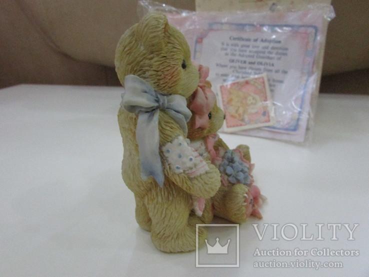 Статуэтка Мишки Cherished Teddies от Priscilla Hellman, фото №5