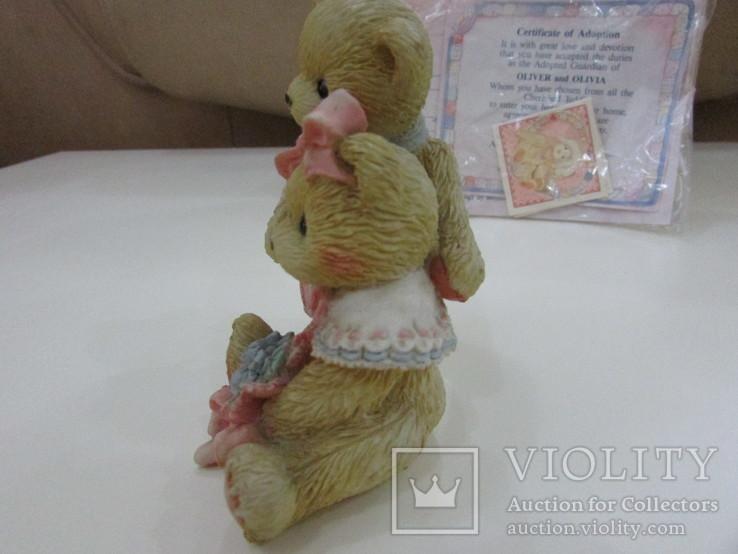 Статуэтка Мишки Cherished Teddies от Priscilla Hellman, фото №6
