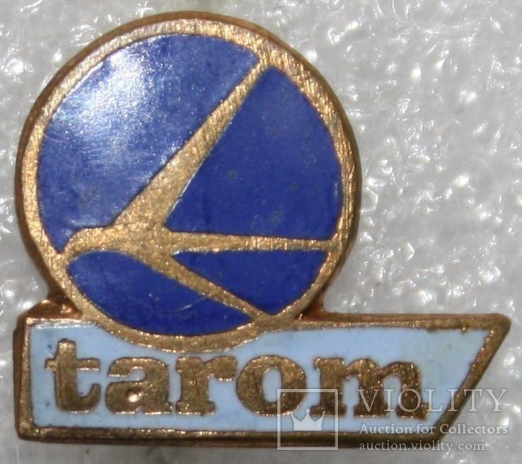 """Значок-логотип """"Румынские авиалинии"""" (Румыния) тяжелый, фото №2"""
