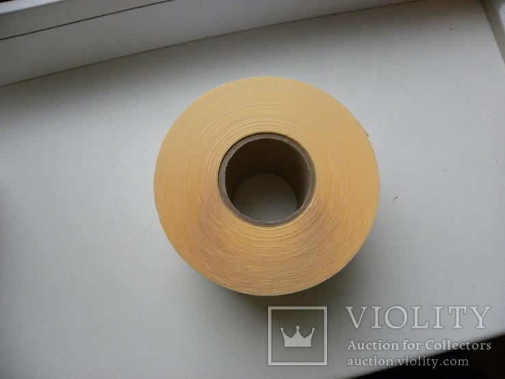 Самоклеющаяся этикетка 400 штук 85  мм - 58 мм, фото №3