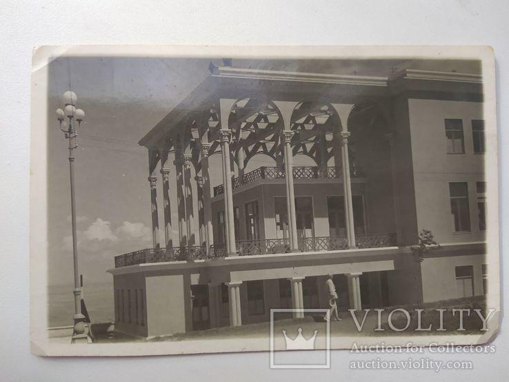 Открытка Тбилиси. Парк культуры и отдыха имени Сталина, фото №2