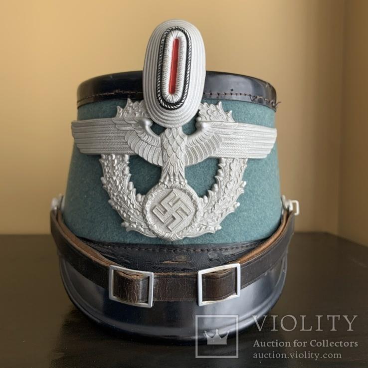 Шлем Полиция. Третий Рейх
