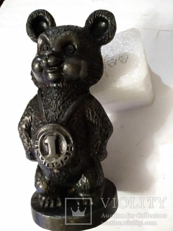 Олимпийский мишка-чемпион, фото №2