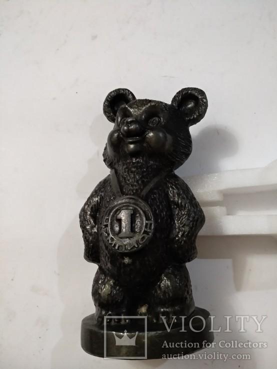 Олимпийский мишка-чемпион, фото №3