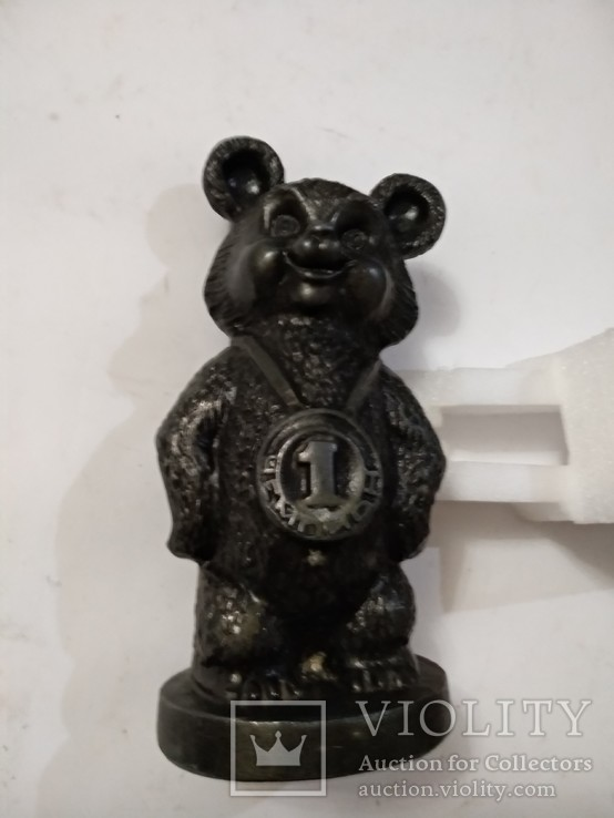 Олимпийский мишка-чемпион, фото №4