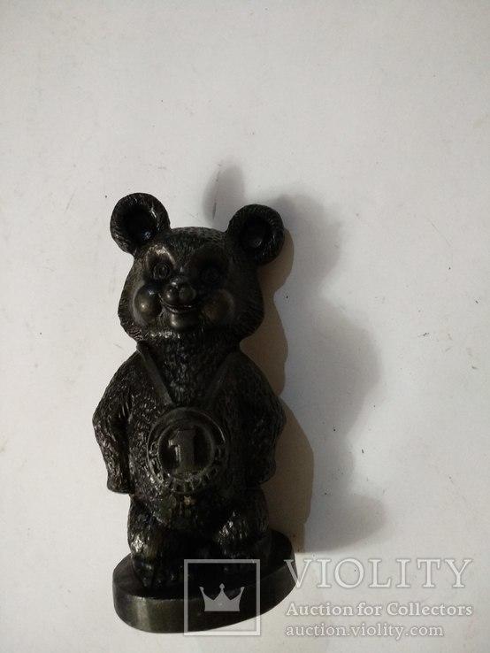 Олимпийский мишка-чемпион, фото №5