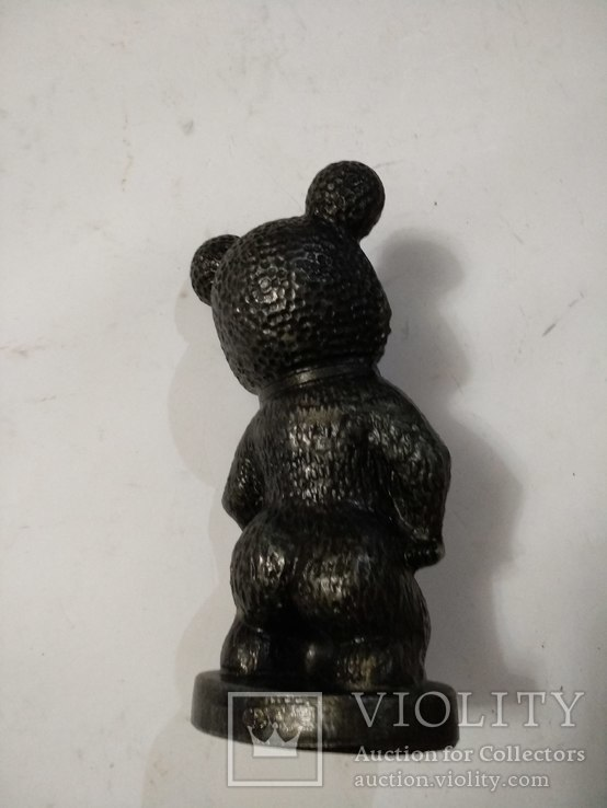 Олимпийский мишка-чемпион, фото №7