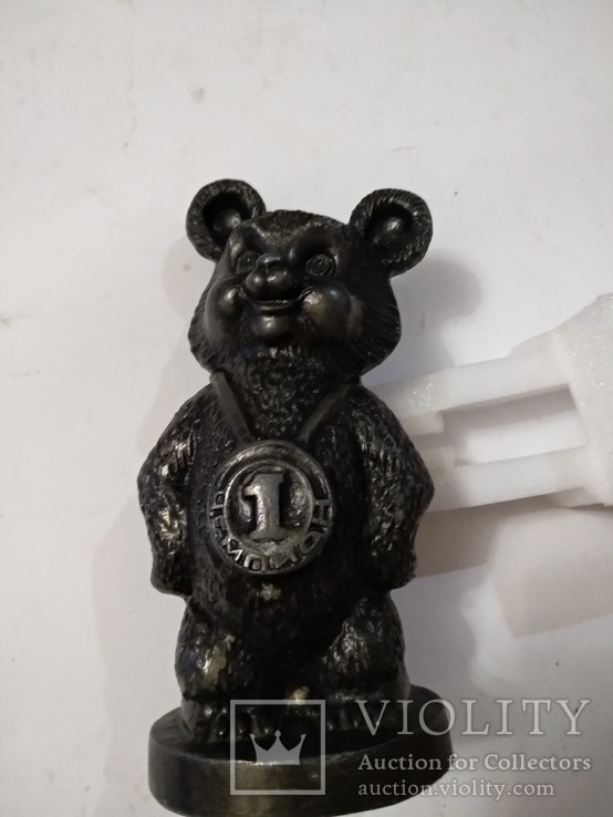 Олимпийский мишка-чемпион, фото №8