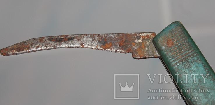 Нож складной дорожный. б.у-на доноры, фото №7