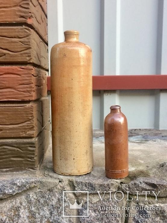 Старинные керамические бутылки, фото №2