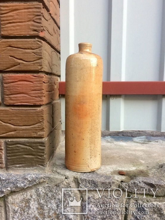 Старинные керамические бутылки, фото №4