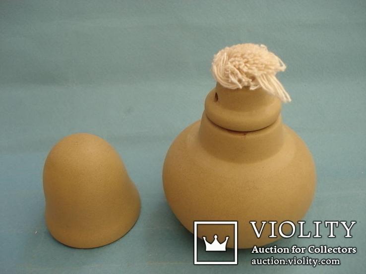 Исинская глина, керамический набор-подставка для заваривания чая, фото №8