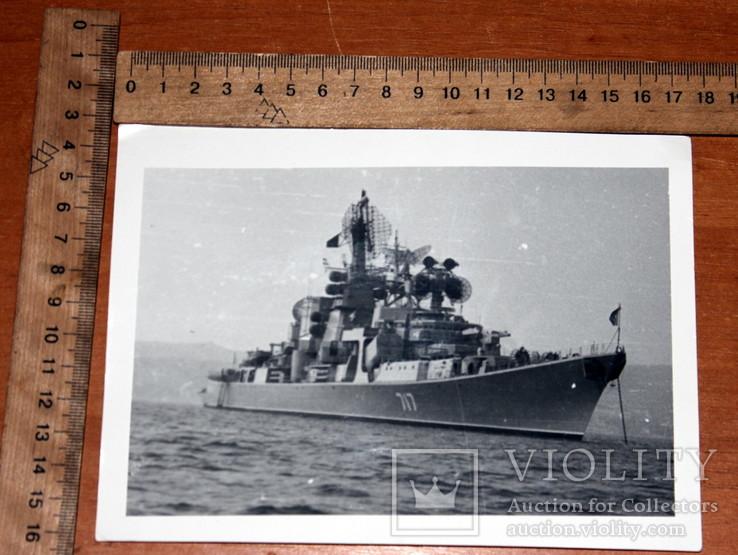 Фото корабля ВМФ С/А СССР -80-ее годы, фото №2
