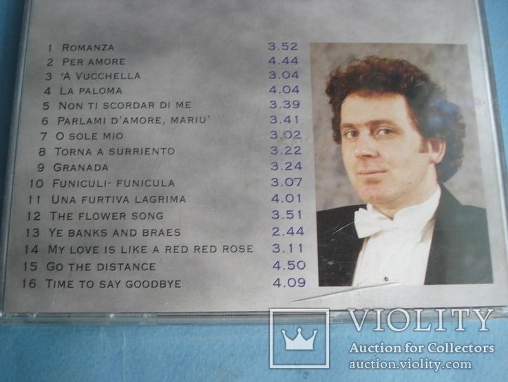 "JOHN INNES  ""Sings Songs of romance"", фото №7"
