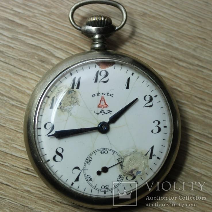 Карманные часы Genie Швейцария