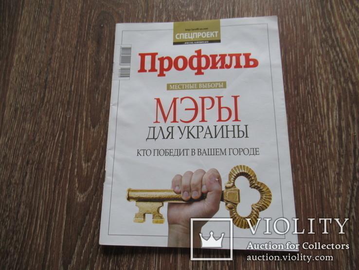 Профиль Мэры для Украины местные выборы 2010, фото №2