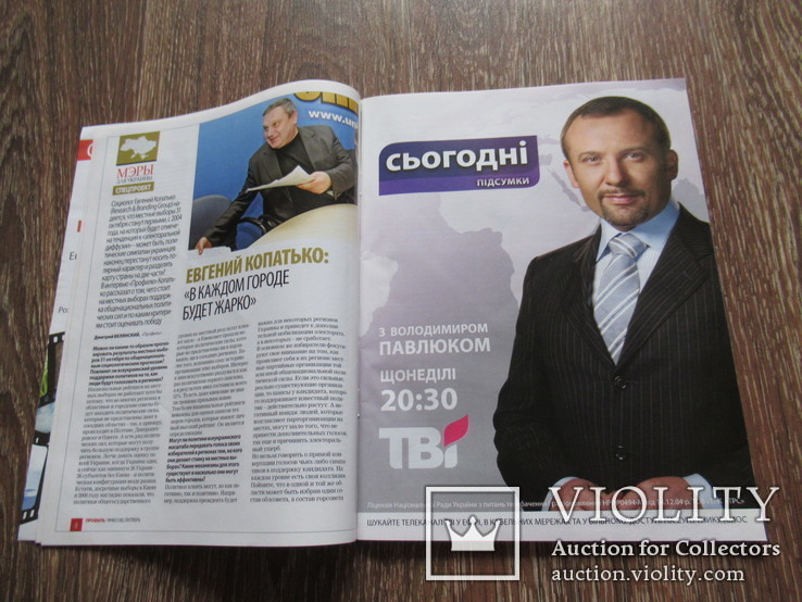 Профиль Мэры для Украины местные выборы 2010, фото №8