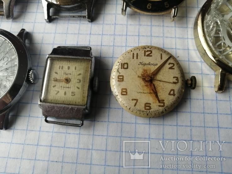 Годинники-7шт., фото №8