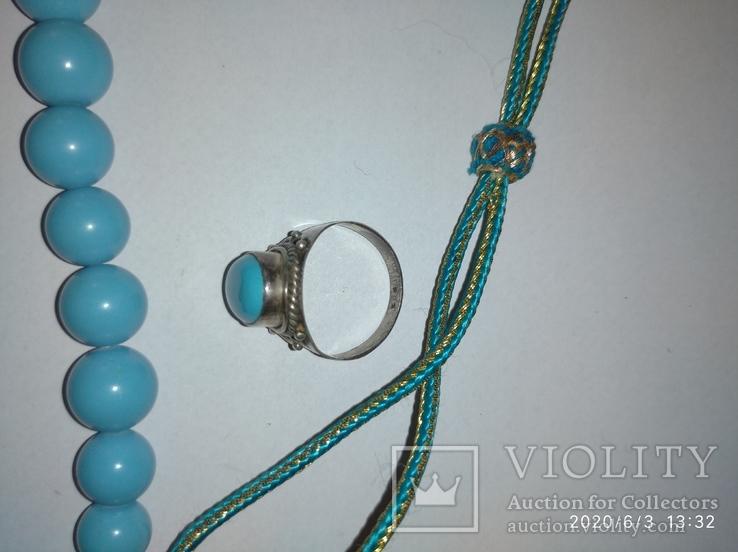 Буси,кольцо набор, фото №11