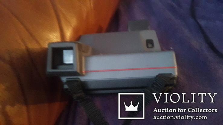 Ретро фотоаппарат Polaroid impulse, фото №4