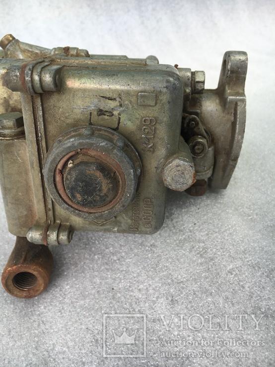 Карбюратор К129 2 шт, фото №8