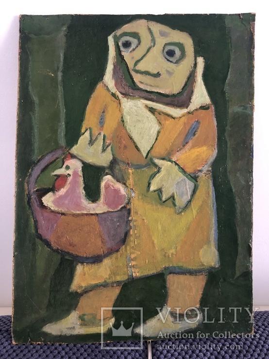 Константин Качанов (Попроцкий), картина