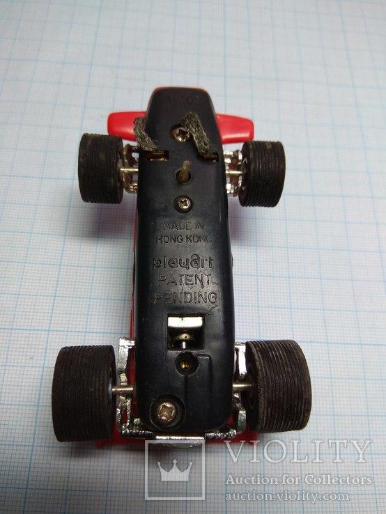 Гоночный автомобиль Patent Pending A-101 под гоночный трек, фото №4