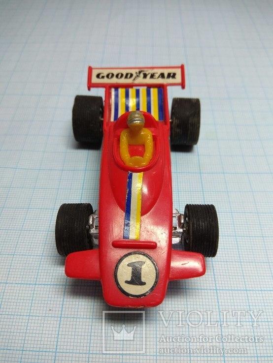 Гоночный автомобиль Patent Pending A-101 под гоночный трек, фото №5