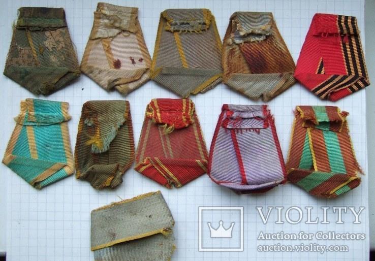Б/у ленты для советских орденов и медалей - 3., фото №3