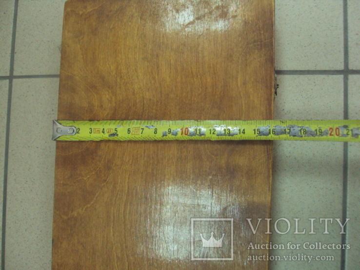 Пастель художественная Подольск ссср 46 х 16 см, фото №6