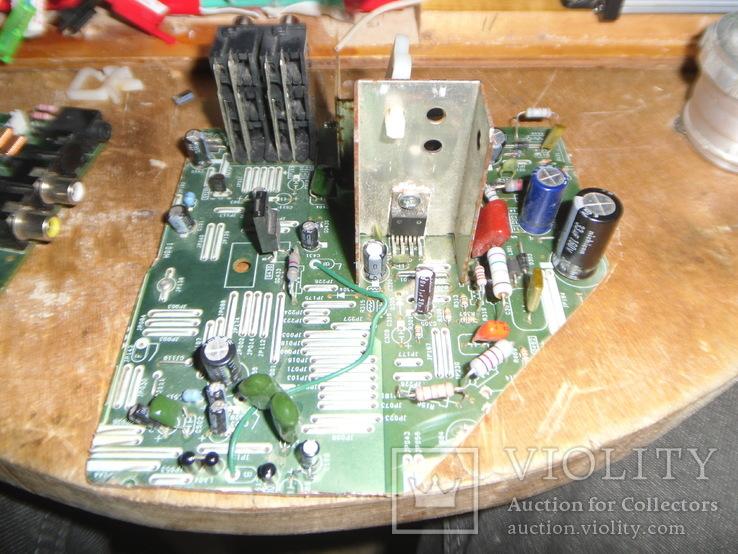 AN5522  плюс стабилизатор s7805pi, фото №3