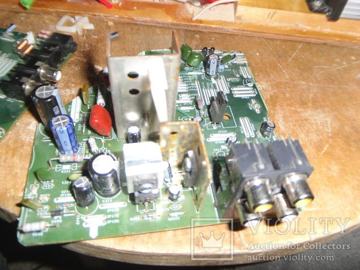 AN5522  плюс стабилизатор s7805pi, фото №4