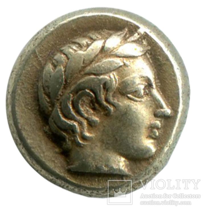Гекта  454-427гг. до н.э. Митилены Лесбос