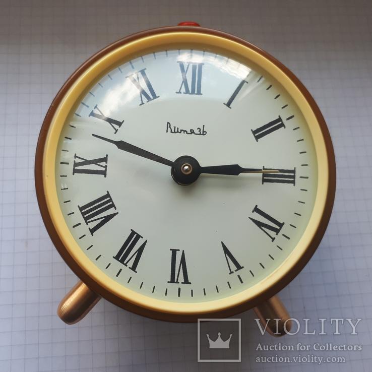 Часы Будильник Витязь, фото №3