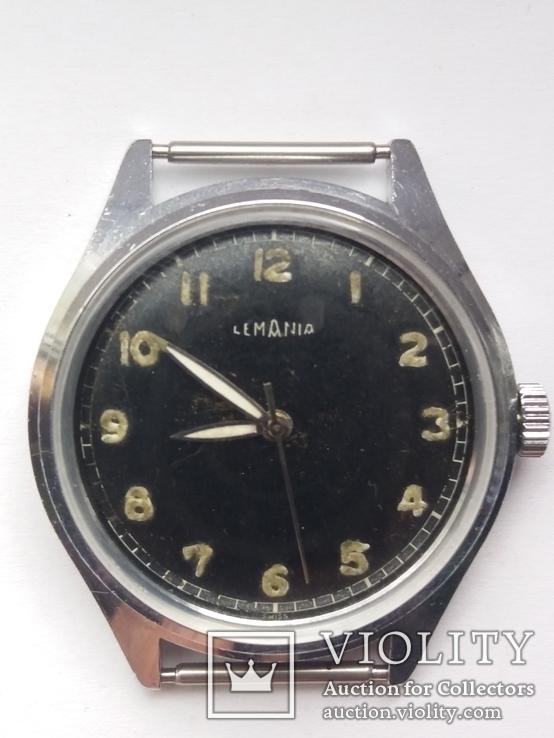Часы Lemania для военных