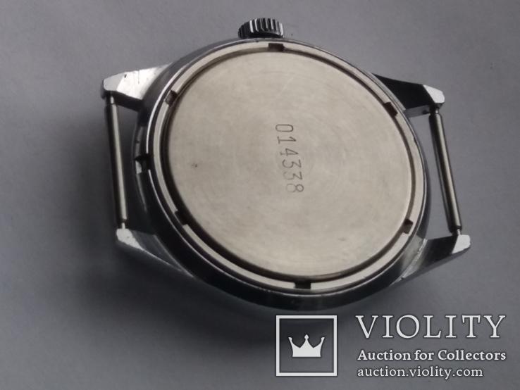 Часы Lemania для военных, фото №5