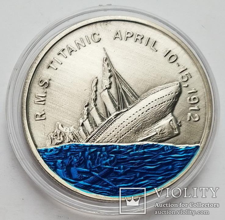 Крушение Титаника, фото №2