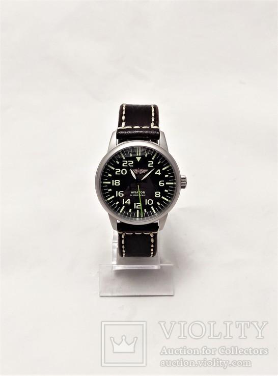 Часы наручные , механизм 2623.Н  ракета 24 часа, фото №2