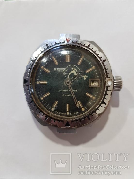 Часы восток амфибия 200м ,,автоподзавод