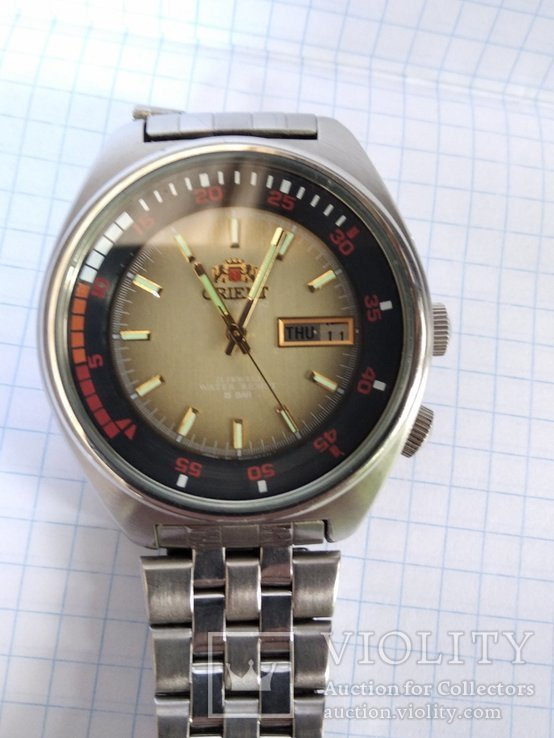 Часы orient automatic 5 bar water resist