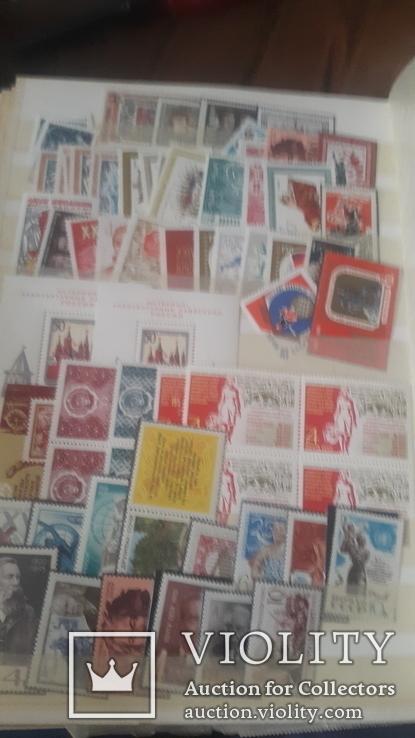 Кляссер на 32стр с негашеными марками СССР 1970-73гг, фото №8