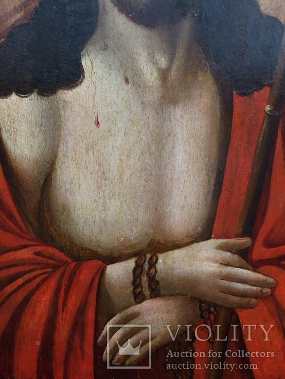 Икона Христос в Терновом Венце, фото №4