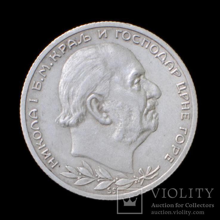 1 Перпер 1912, Черногория UNC, фото №3