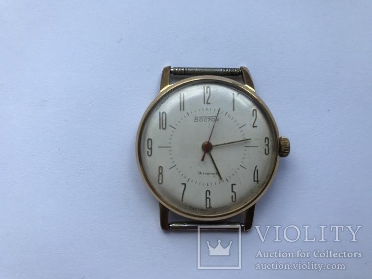 Часы Восток тонкие ау 20