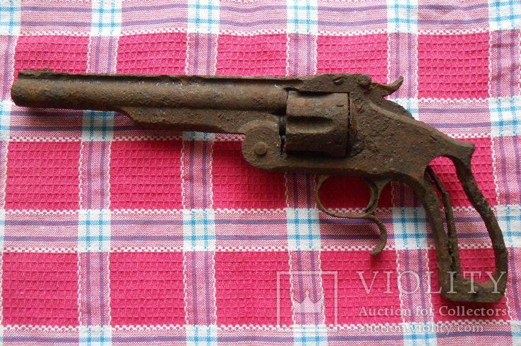 Револьвер системы Смита-Вессона образца 1872 года