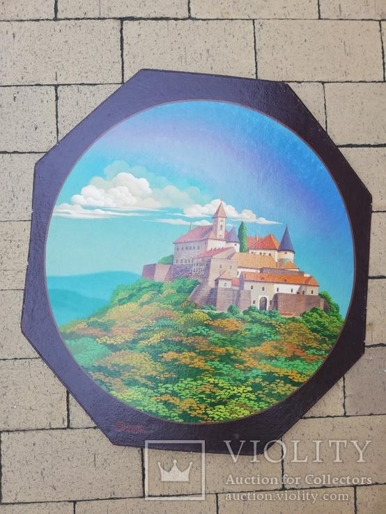 Мукачевский замок. Эфендиев Эльдар Б. 2006год, фото №2