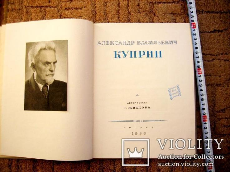Монографія худож. О. Купріна - 1956 рік., фото №2